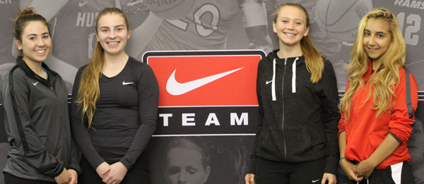 Louis Riel Hs Becomes Member Of Exclusive Nike Team