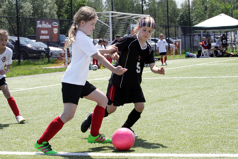 Local Soccer Feuds Over Top Level U9 U12 Playing Formula