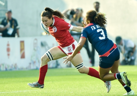 Toronto 2015 Pan Am Games: Day 2 - Rugby 7's