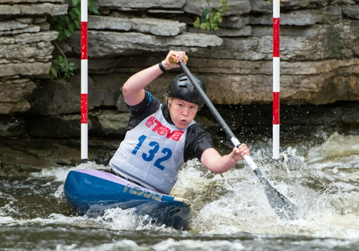 2017 Canoe/Kayak Whitewater National Slalom Championships