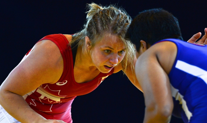 2014 Commonwealth Games - Wrestling