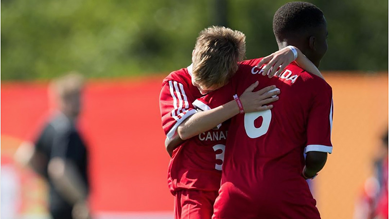 Young Soccer Stars Shine In Danone Nations Cup