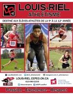 Athlétisme page couverture