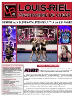 Cheer page couverture