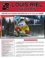 Ski Alpin page couverture